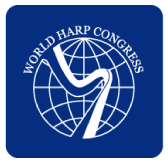World Harp Congress Logo